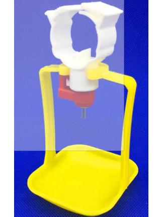 Поилка с каплеуловителем на трубу диаметром 25мм