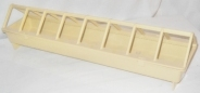 Кормушка- поилка с решеткой, длина 50см.